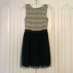 Speeckless black dress